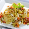 Tagliatelle with Sunday meat souce